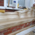 Victorian Bay Window restoration project