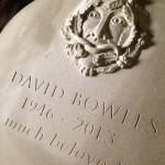 Memorial carving