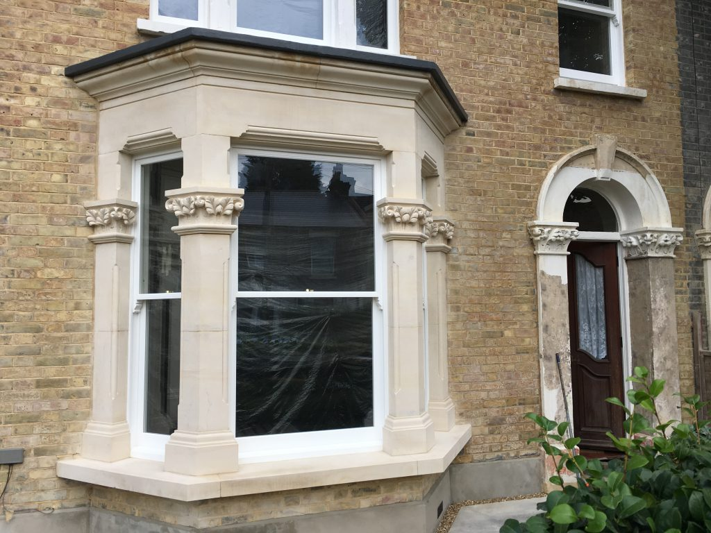 Victorian Bay Window : Restoration of victorian bay window geraint davies