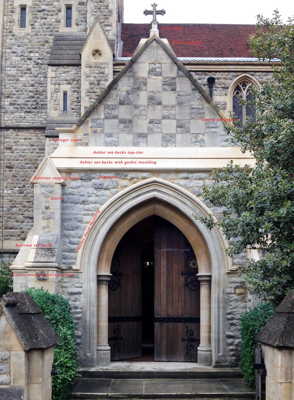 St Mary Magdelene Enfield 06