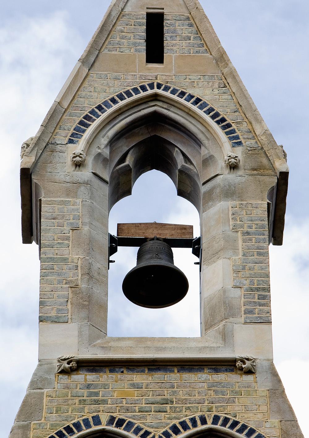 Hoxton church